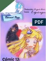 Angel's Friends Cómic 13