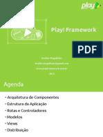 Play Framework Trainning
