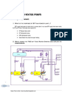 Boiler Feed Water Pumps & Water Analysis (PB QBook)