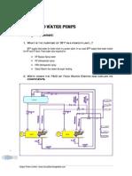 Boiler Feed Water Pumps & Water Analysis (PB QBook)