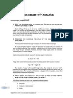 Boiler Water Chemistry Analysis (PB QBook)
