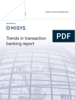 Transaction Banking Trends in transaction banking report Survey Report v21