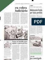2004.03.14 - Quatro Pessoas Feridas No Km 51 Da BR-381 - Estado de Minas