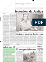 2004.03.18 - Acidente pára 381 - Estado de Minas