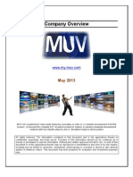 MUV - Executive Summary1