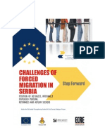 2011 June Challenges of Forced Migration in Serbia