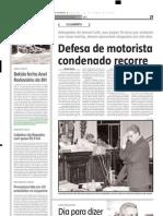 2004.04.26 - Acidente com uma carreta interrompeu o tráfego por mais de duas horas No km 401 da BR-381 - Estado de Minas