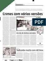 2004.09.27 - Vítima fatal em acidente no km 27 da BR-381 - Estado de Minas