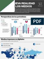 Infografia Estudio Periodismo Digital Oriella 2013