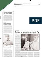 2004.11.26 - Acidente na rodovia Fernão Dias mata 2 - Estado de Minas