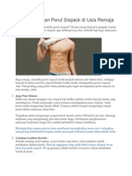 3 Tips Dapatkan Perut Sixpack di Usia Remaja.docx
