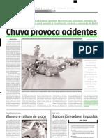2004.12.25 - Chuva Provoca Acidentes - Estado de Minas