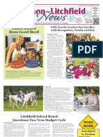 Hudson~Litchfield News 6-28-2013