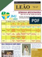 O LEÃO - ANO XIX • Nº 162 JULHO• 2013