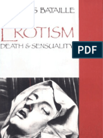BATAILLE, Georges. Erotism, Death & Sensuality