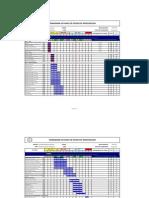 (05) Cronograma Del Proyecto 2013-1