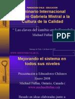 Michael Fullan Chile