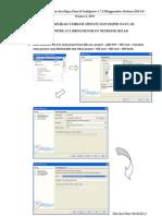 Membuat Aplikasi Sederhana Menggunakan Netbeans Ide 6