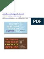 As melhores embalagens de chocolate – Mulher 7 x 7 – ÉPOCA