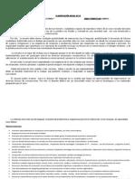 Planificación Anual 2012 de lengua 6 pci