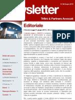 Newsletter T&P N°69