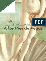 A Los Pies de Venus Julio Cesar Melendez