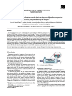 Intelligent Semi-Active Vibration Control Suspension System