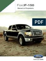 Ford F-150 Manual Del Propietario