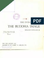 Rowland_The Evolution of the Buddha Image