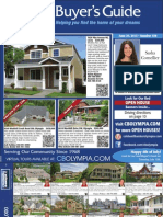 Coldwell Banker Olympia Real Estate Buyers Guide June 29th 2013