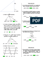 Preguntas Concurso Conocimientos (Fisica - Geometria)