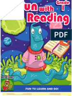 Skills Booster -Fun With Reading Gr 1