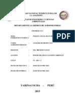 PRACTICA Nº1-2 INGESTA TOTAL DE NUTRIENTES GASTO ENERGETICO
