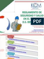 D.S. 009-2005-TR KCM Consultores