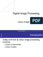 ImageProcessing12-ColourImageProcessing
