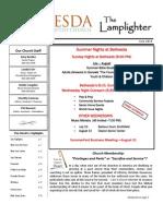 July 2013, Lamplighter