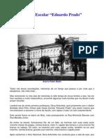 """Grupo Escolar """"Eduardo Prado"""""""