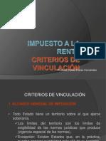 Base Jurisdiccional y Modelos de Imposición clase UCSP