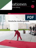 außen deutsch politik