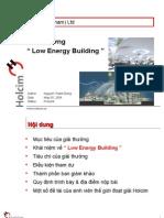 Utf-8''Present Low Energy Building-New