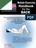 Back Exercise Handbook