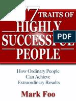 77 Success Traits