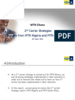 Strategies for 2nd Carrier - Examples From MTN Nigeria and MTN South Africa _v1.0_22042012
