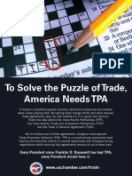 Trade Promotion Authority Ad