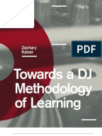 Towards a DJ Methodology of Learning
