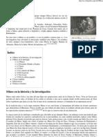 Minos - Wikipedia, La Enciclopedia Libre