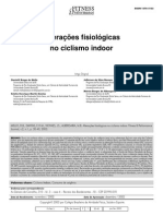 Alteracoes Fisiologicas No Ciclismo Indoor
