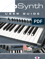 Xiosynth User Guide