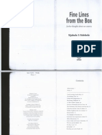 Fine Lines From the Box by Ndebele
