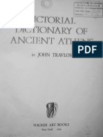 Travlos Pictorial Dictionary of Ancient Athens